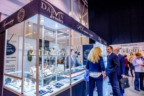 """They know us here, wait for us and are always glad to see us,"" says Yury Miroshin, DARVIN Jewellery Studio"